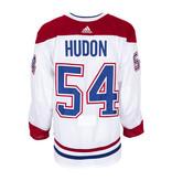 Club De Hockey Chandail à l'étranger porté par Charles Hudon série 3