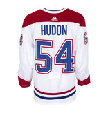 Club De Hockey Charles Hudon Set 3 Away Game worn jersey