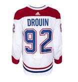 Club De Hockey Jonathan Drouin Set 3 Away Game worn jersey