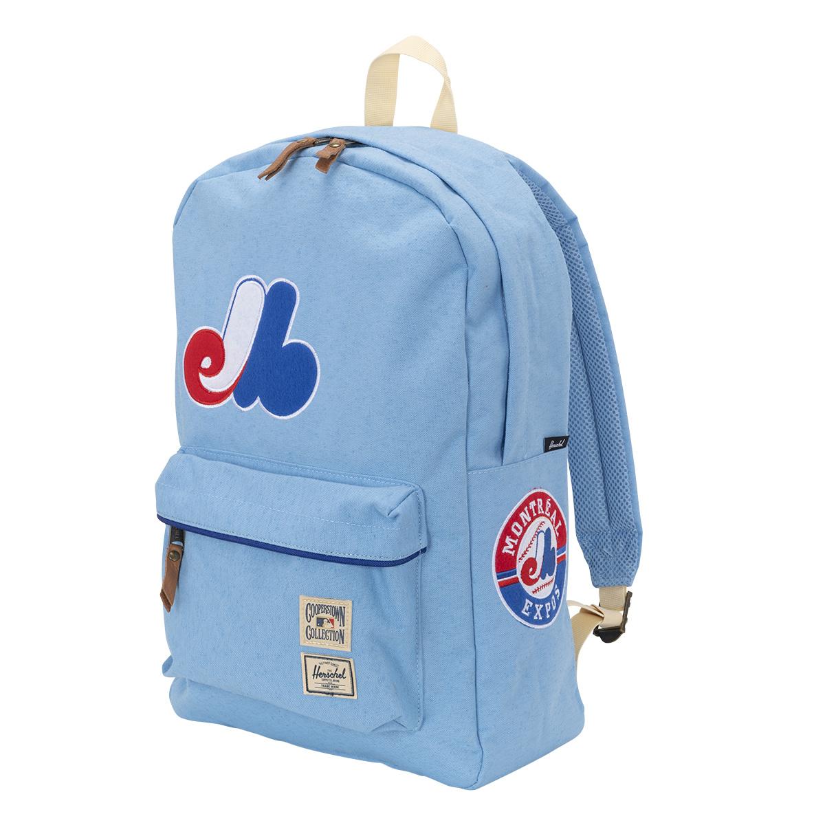 Expos Herschel Backpack ∣ Tricolore Sports