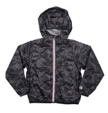 Manteau enfant camo zip o8 lifestyle