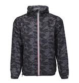 Camo Zip Coat o8 lifestyle