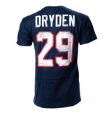 Old Time Hockey Dryden #29 Player T-Shirt