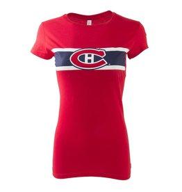 Bulletin T-shirt jersey femme