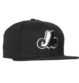 New Era Black Expos Hat