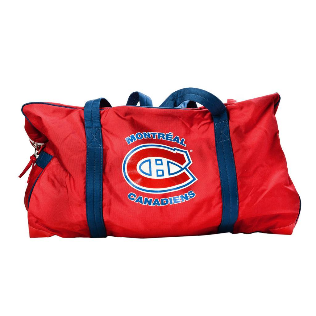 Juniorz Montreal Canadiens Hockey Bag