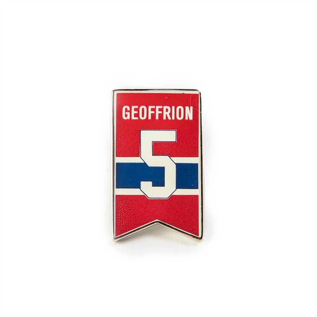 Executive Promotion EPINGLETTE 5 GEOFFRION