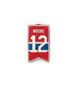Executive Promotion #12 MOORE PIN