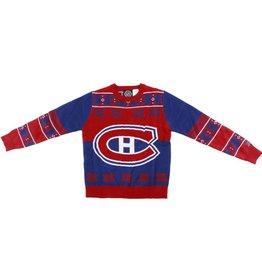 Reebok Canadiens Junior Ugly Sweater