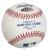 Baseball autographiée par gary carter