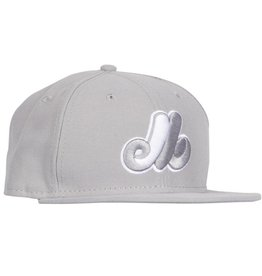 New Era Grey Expos Hat