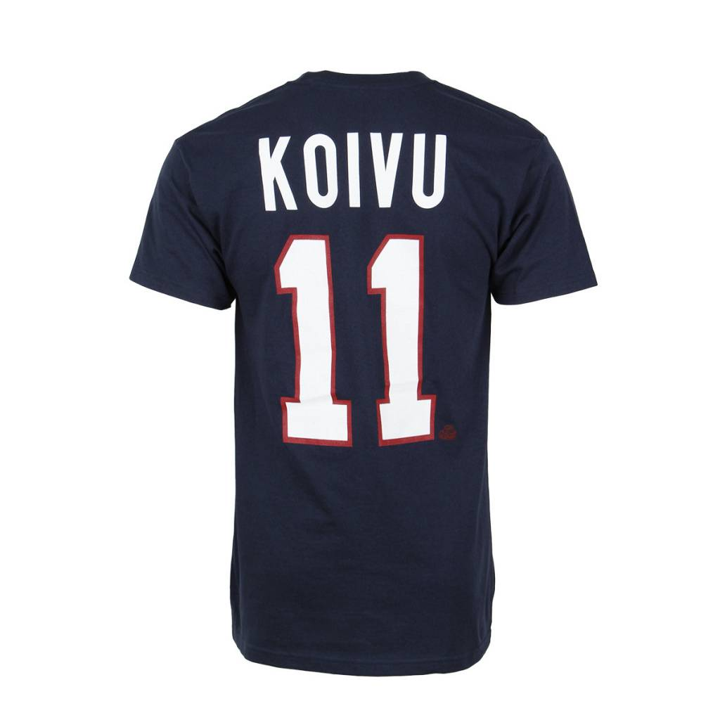 Old Time Hockey KOIVU #11 PLAYER T-SHIRT