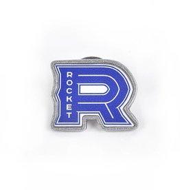 The Sports Vault Corp. Epinglette logo rocket