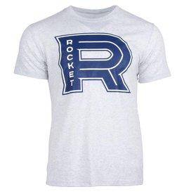 Today Tomorrow Apparel Basic Logo Poly Rocket T-Shirt