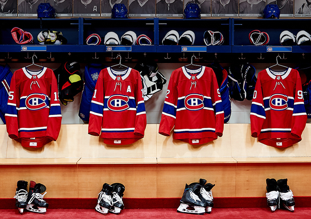Montreal Canadiens Online Equipment Sale Tricolore Sports