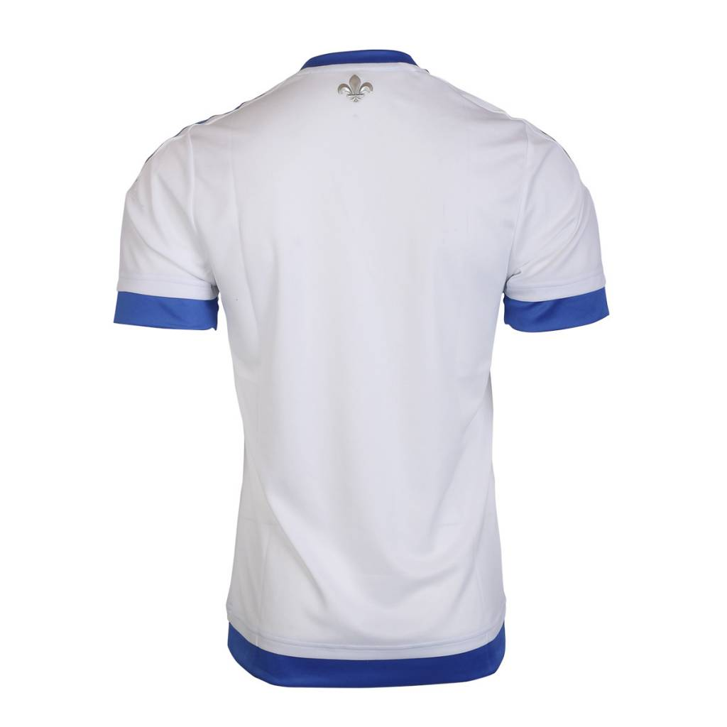 Adidas 2015 Authentic Secondary Short Sleeve Soccer Jersey