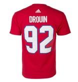 Adidas Jonathan Drouin #92 Player T-Shirt