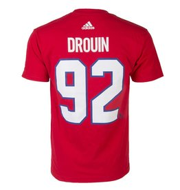Adidas JONATHAN DROUIN #92 PLAYER T-SHIRT