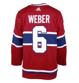 Adidas CHANDAIL AUTHENTIQUE ADIZERO SHEA WEBER