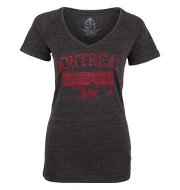 Adidas T-shirt nation femme alouettes