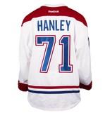 Club De Hockey Chandail porté 2016-2017 #71 joel hanley série 1 à l'étranger