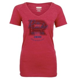 CCM ROCKET WOMEN'S V-NECK T-SHIRT