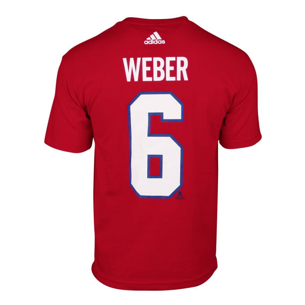Adidas SHEA WEBER #6 PLAYER T-SHIRT