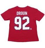 Outerstuff Jonathan Drouin #92 Kids Player T-Shirt