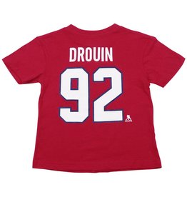 Outerstuff JONATHAN DROUIN #92 KID'S PLAYER T-SHIRT