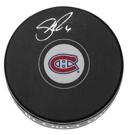 Your Sports Memorabilia PUCK SIGNED BY SHEA WEBER