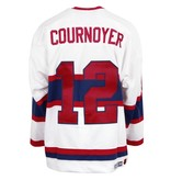 Club De Hockey Yvan Cournoyer signed jersey