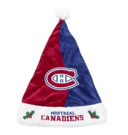 KDI CANADIENS BLUE SANTA CLAUS HAT