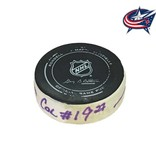 Club De Hockey Ryan Johansen Goal Puck (27) 20-Mar-2014