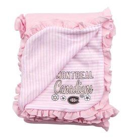 Outerstuff Newborn Baby Pink Blanket