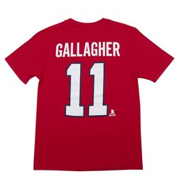 Outerstuff BRENDAN GALLAGHER #11 KID'S PLAYER T-SHIRT