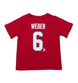 Outerstuff Shea Weber #6 Baby Player T-Shirt