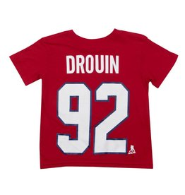 Outerstuff T-shirt joueur bébé jonathan drouin #92
