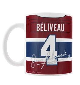 Mustang Jean B√Âliveau Coffee Mug