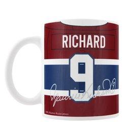 Mustang Tasse café maurice richard