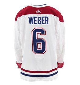 Club De Hockey 2017-2018 #6 Shea Weber Away Set 2 Game-Used Jersey (Game-Issued)