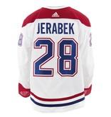 Club De Hockey 2017-2018 Jakub Jerabek Away Set 1 Game-Issued Jersey