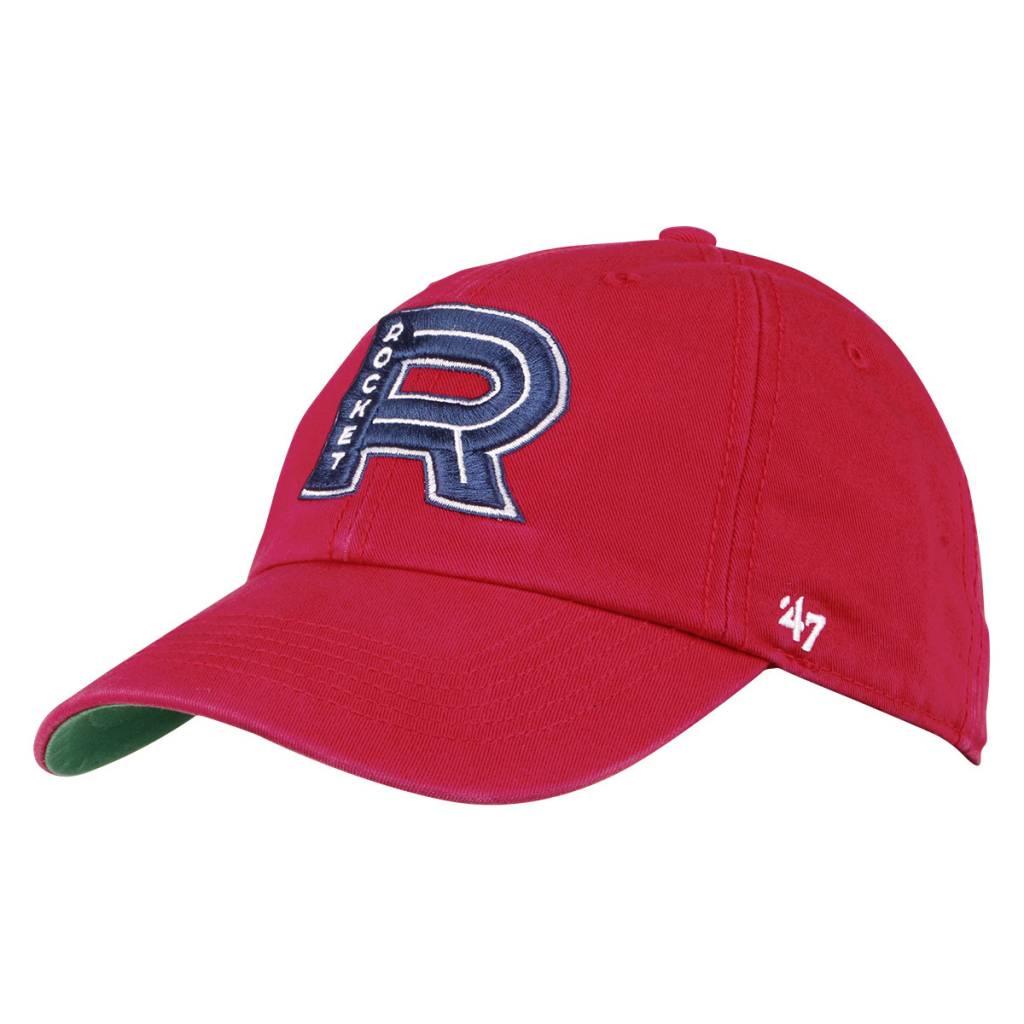 47' Brand Casquette franchise rouge rocket