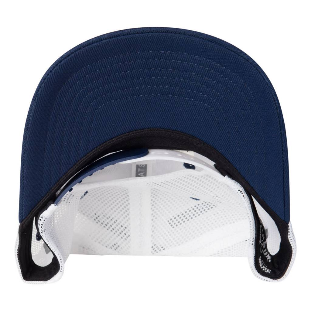 Zephyre Blue Frequency Hat