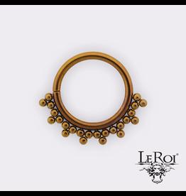 """16g 3/8"""" Ti Bijoux Seam Ring HSMR-A"""