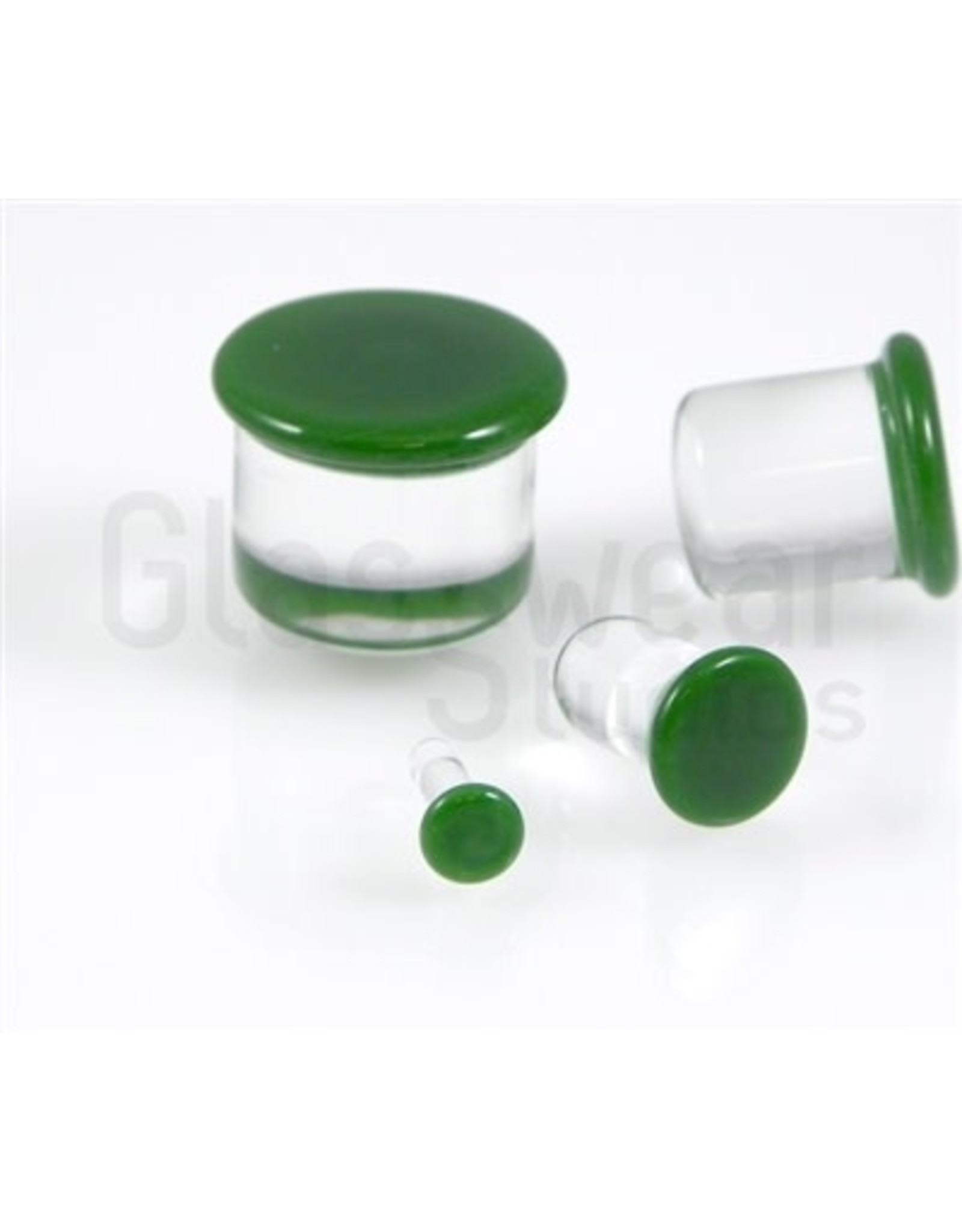 *12g SF Glass Plugs