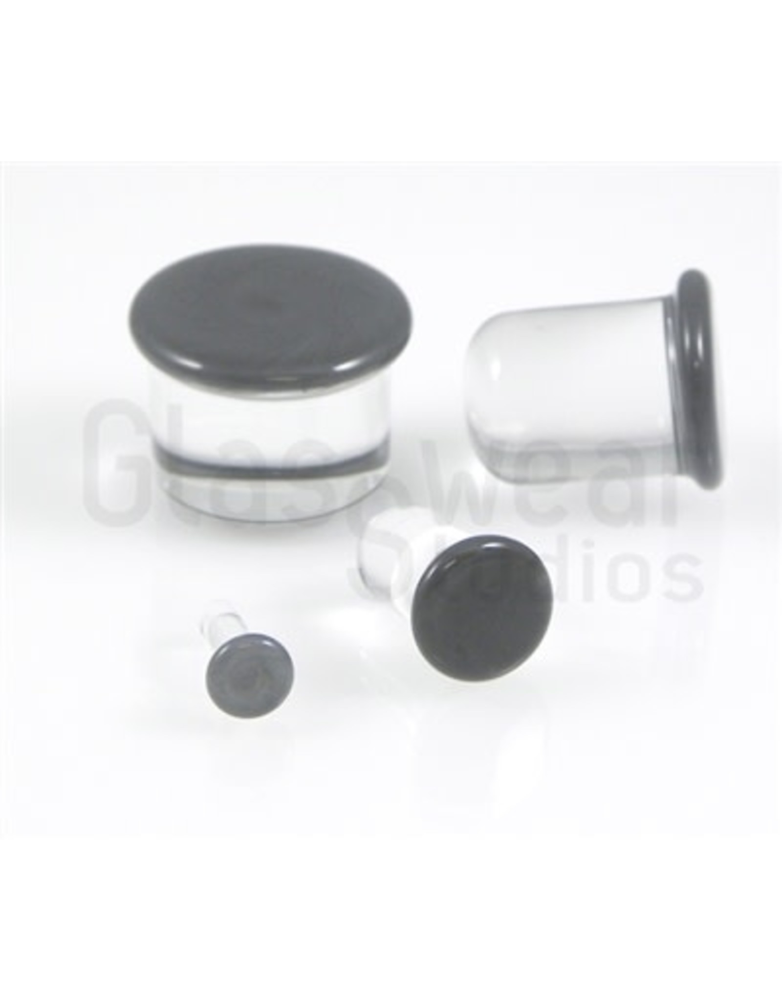 8g SF Glass Plugs