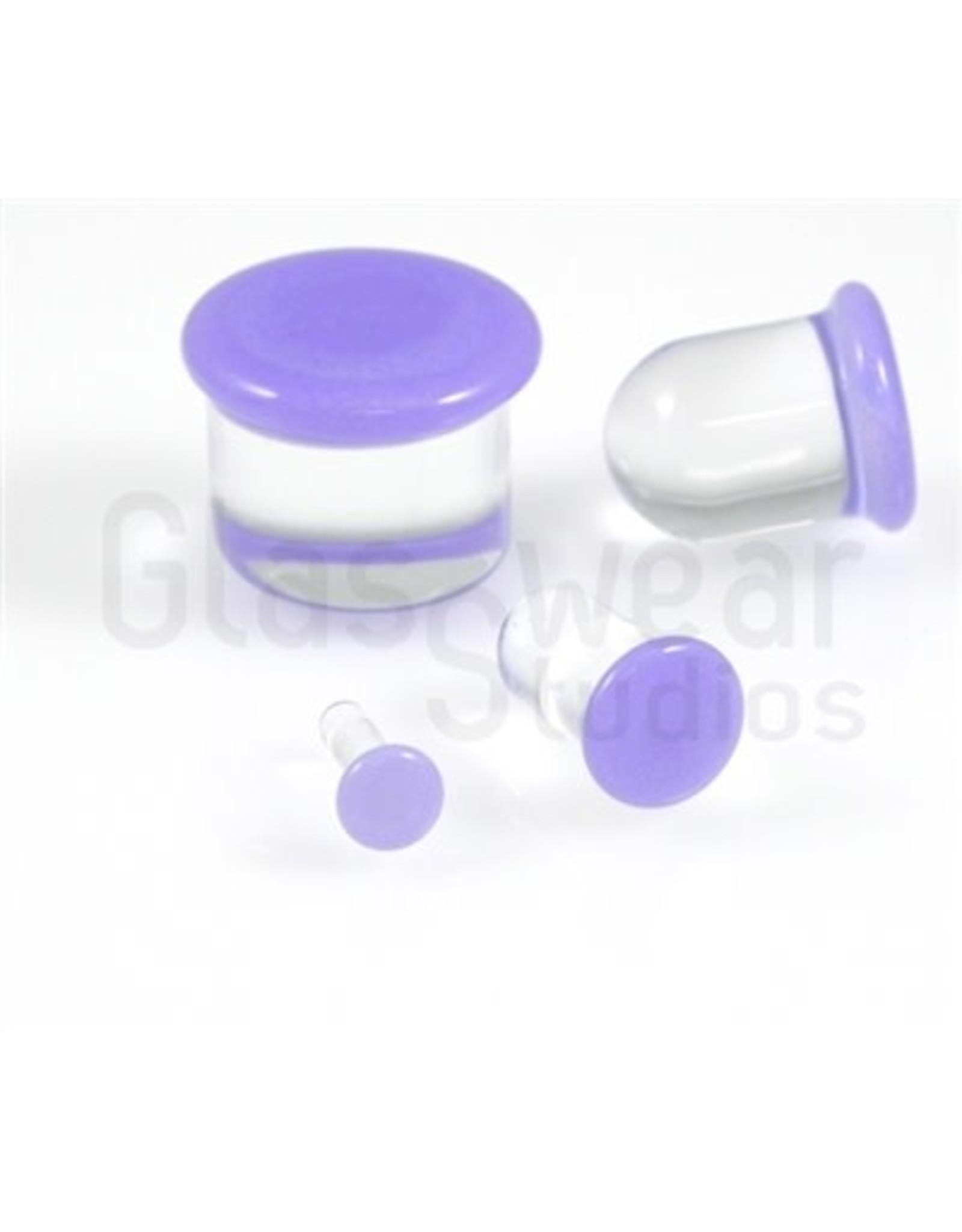 4G-5mm SF Glass Plugs