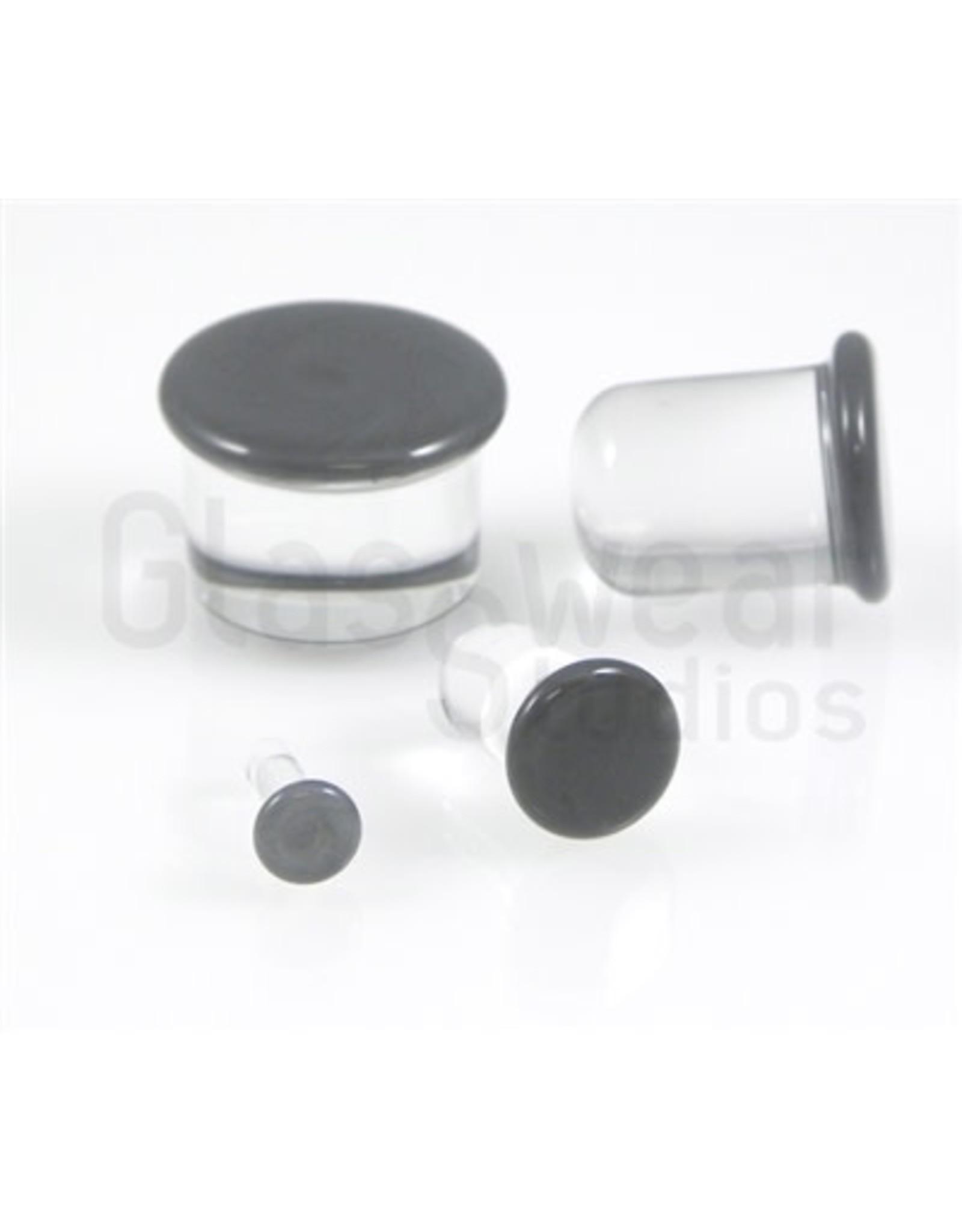 000g-10mm SF Glass Plugs