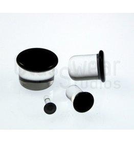 "1/2""-13mm SF Glass Plugs"
