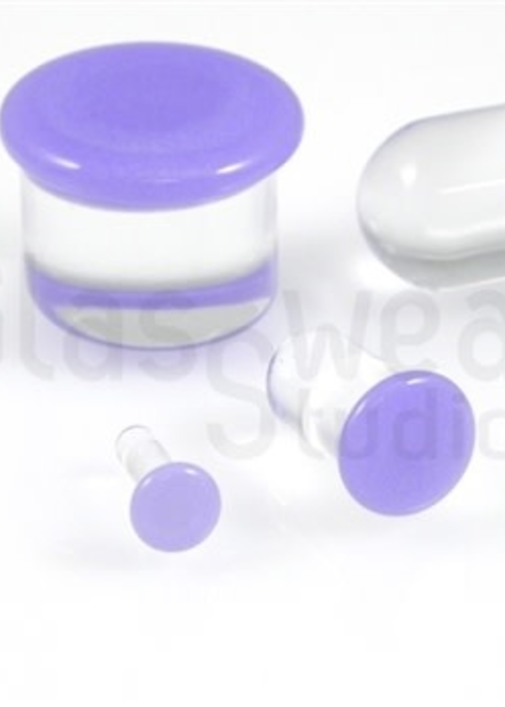 "1/2""-13mm SF Glass Plugs"